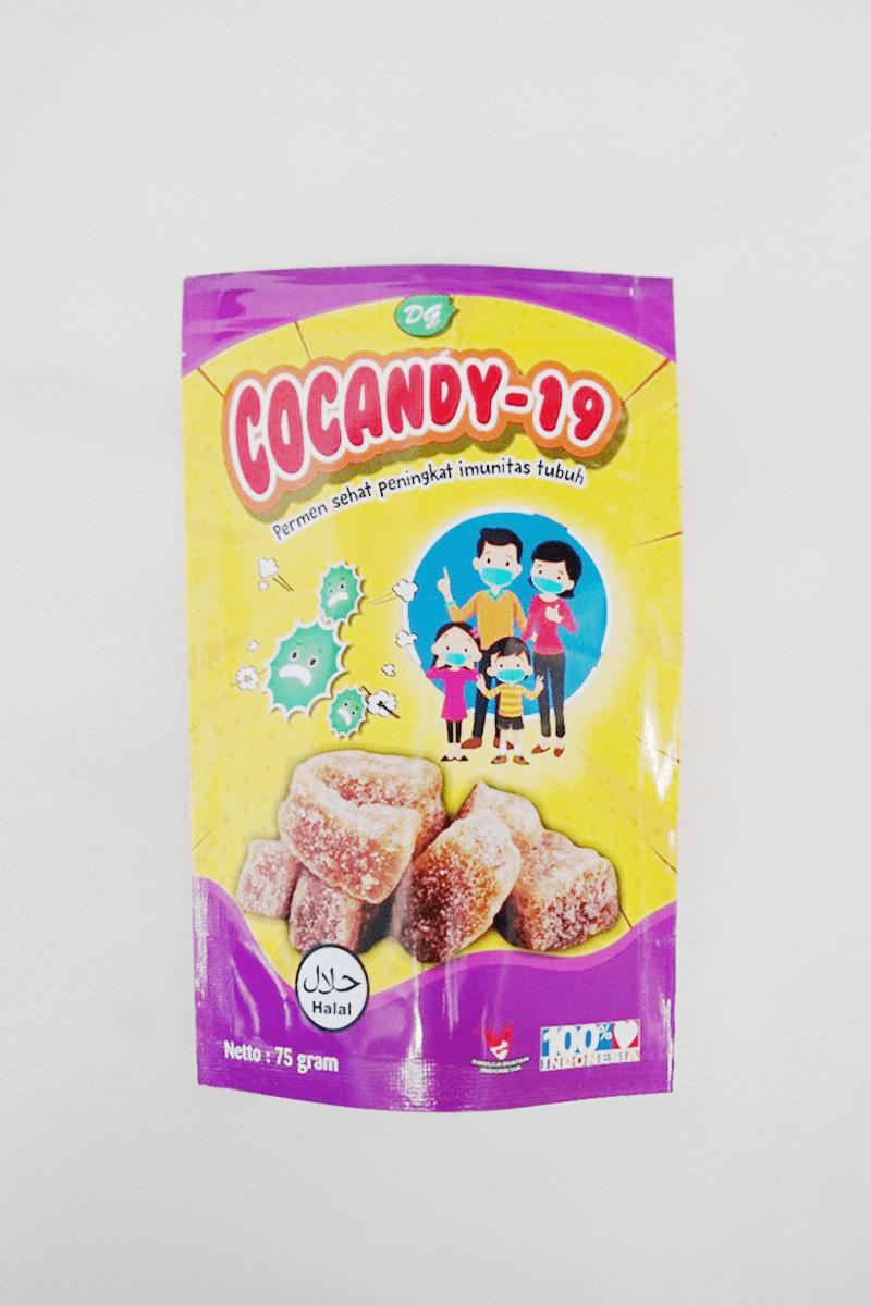 CoCandy-19, USU Children's Endurance Boosting Candy